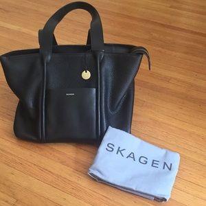 Skagen purse with dust bag